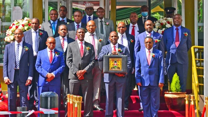 Treasury heads